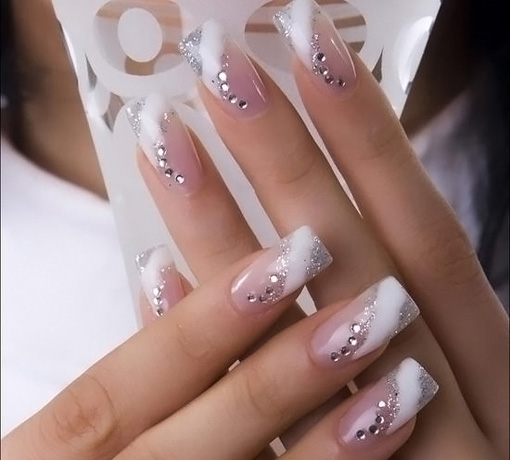 Дизайн ногтей с рисунком фото новинки 2016