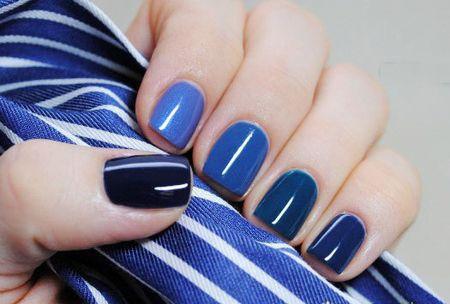 Дизайн для коротких ногтей фото с блестками
