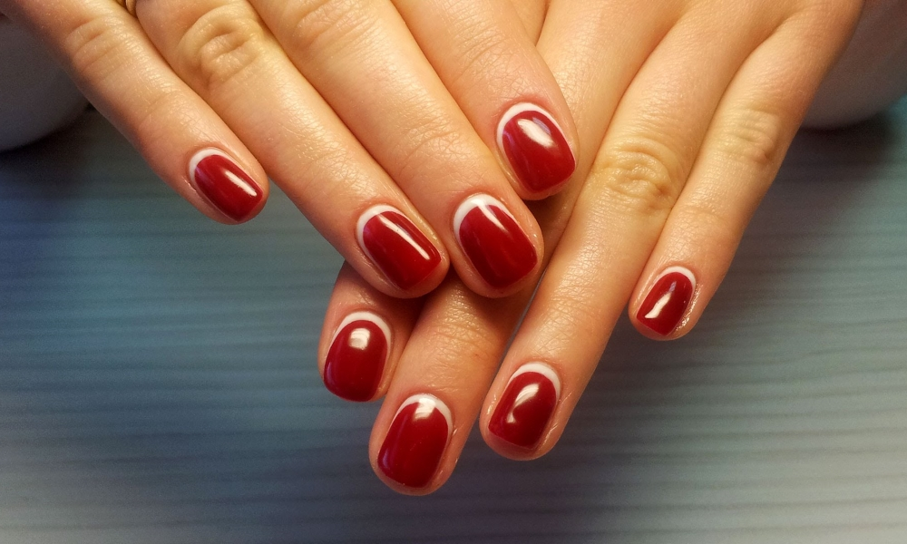Маникюр шеллак: 60 красивых фото дизайна ногтей