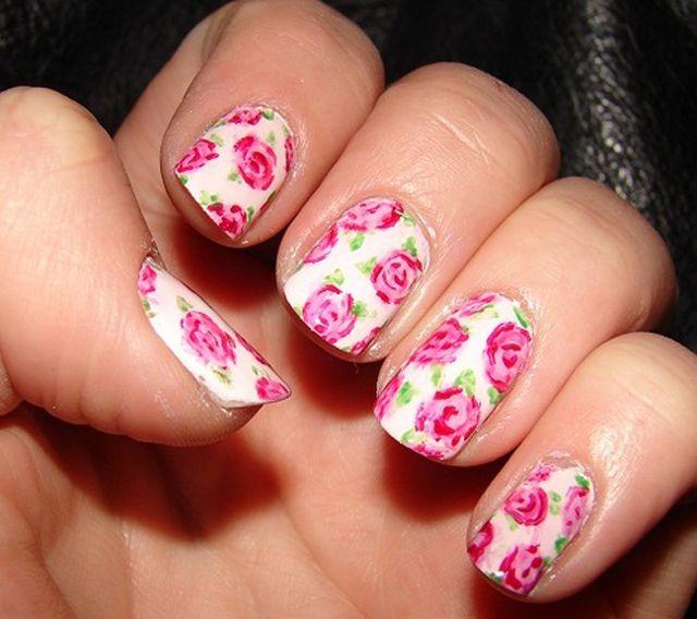 Модный маникюр 2016 на короткие ногти весна