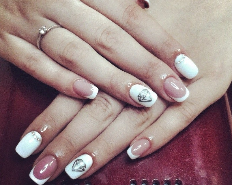 Картинки ногти дизайн гель