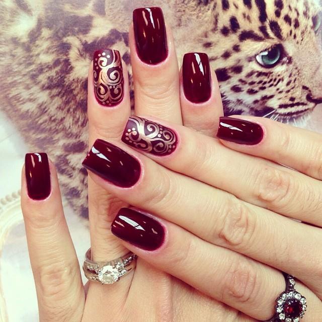 Выбрать дизайн ногтей фото